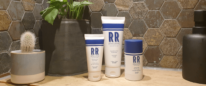 Review: Reuzel Skincare Routine for Men